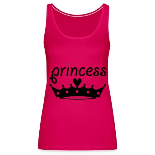 princess - Vrouwen Premium tank top