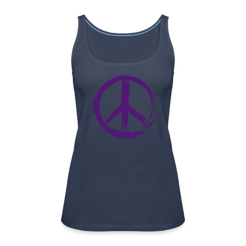 Peace - Women's Premium Tank Top