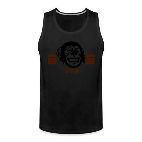 DIY underarmour fan shirt! - Men's Premium Tank Top