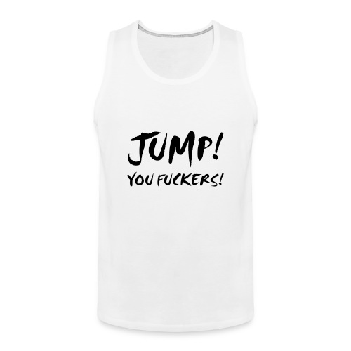 JUMP! - Männer Premium Tank Top