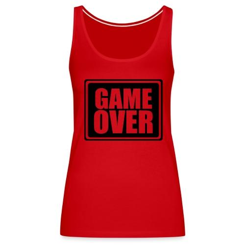 GameOver - Premiumtanktopp dam