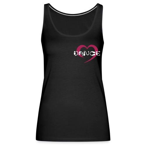 Dance Vest Top - Women's Premium Tank Top