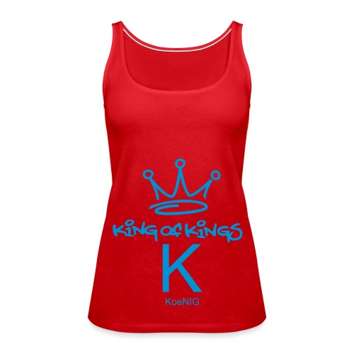 COLLECTION KoeNIG King of Kings - Frauen Premium Tank Top