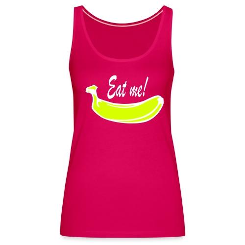 Banana t-shirt - Premiumtanktopp dam