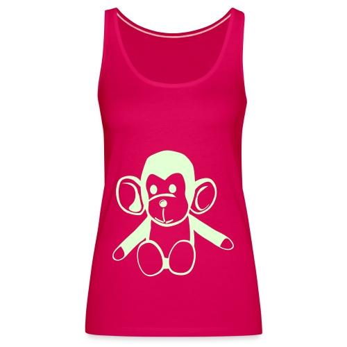 Monkey Strappy Tee - Women's Premium Tank Top