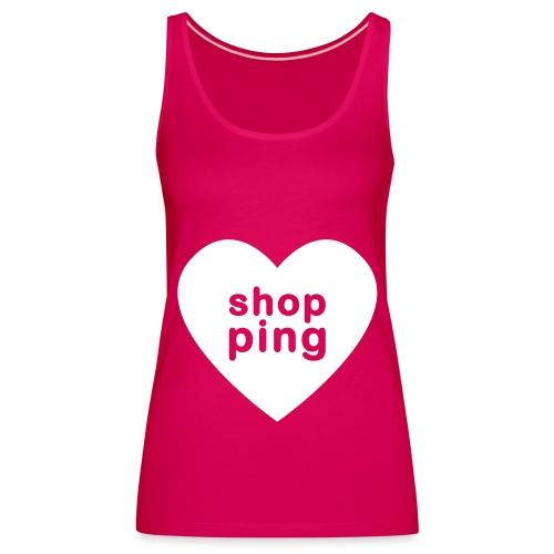 shoping - Women's Premium Tank Top