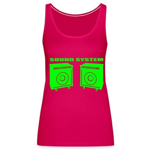 Männer Shirt - Frauen Premium Tank Top
