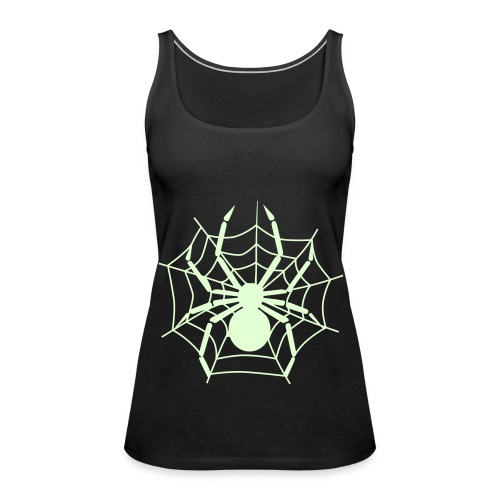 Tank Top Spider - Frauen Premium Tank Top