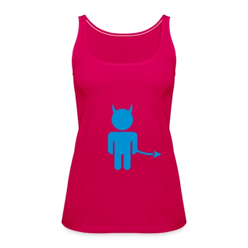 Little Devil - Women's Premium Tank Top
