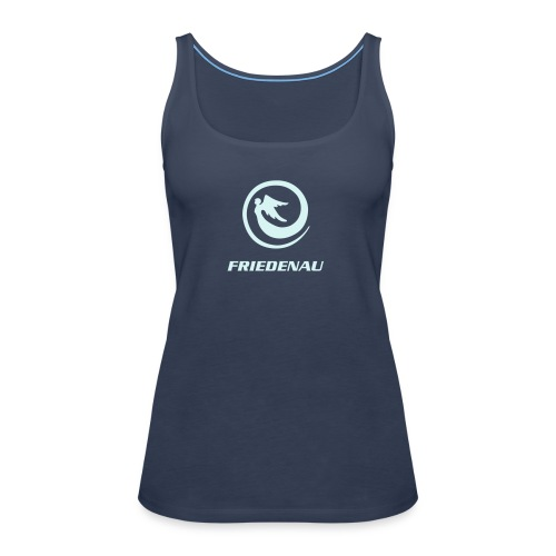 Friedenau Top - Frauen Premium Tank Top