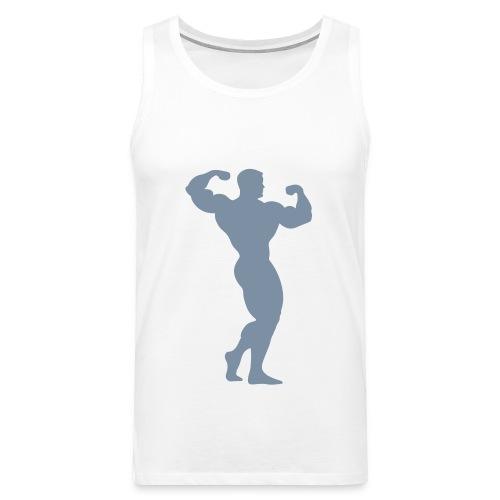 bodybuilding - Männer Premium Tank Top