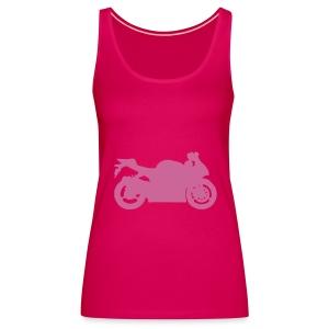 Superbike - Women's Premium Tank Top