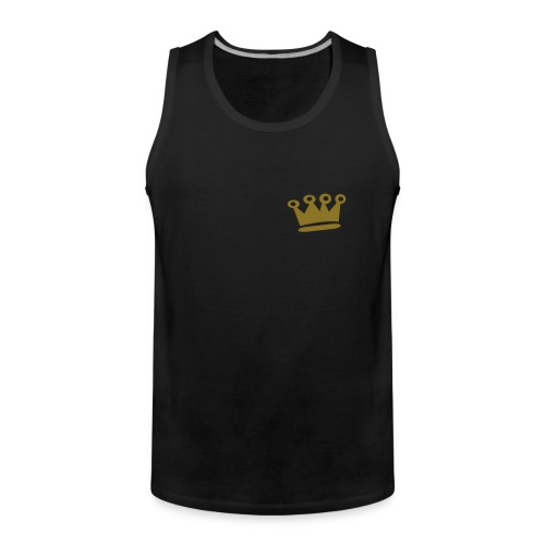 Kings friend - Muscle - Men's Premium Tank Top