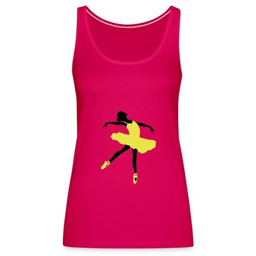 Ballet Girl - Women's Premium Tank Top
