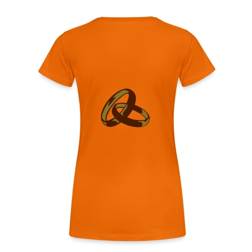 DNS - Women's Premium T-Shirt