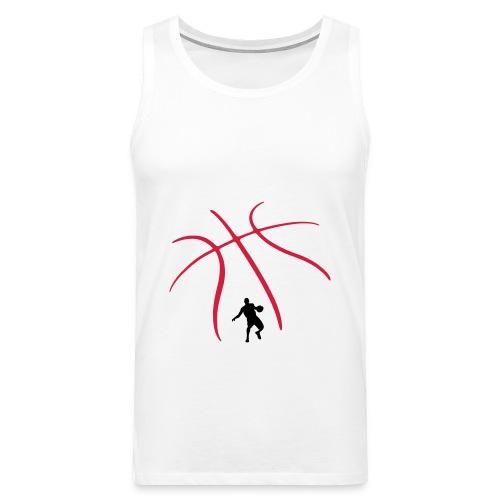 Basket - Tank top premium hombre