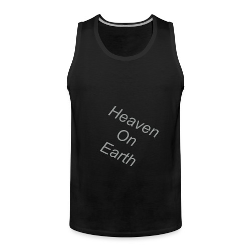 heaven  - Men's Premium Tank Top