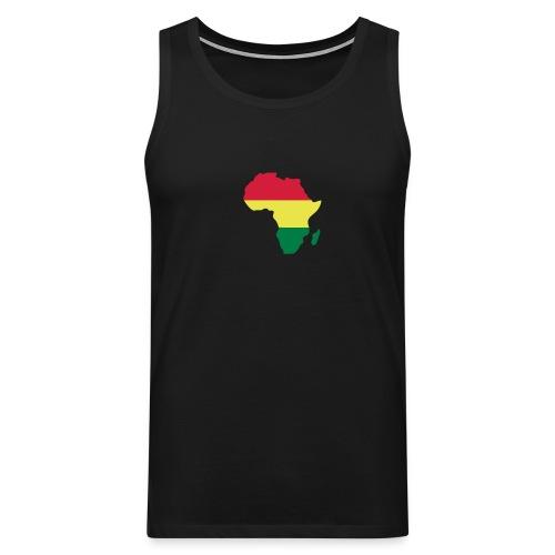 AFRICAN CLOTHE'S - Débardeur Premium Homme