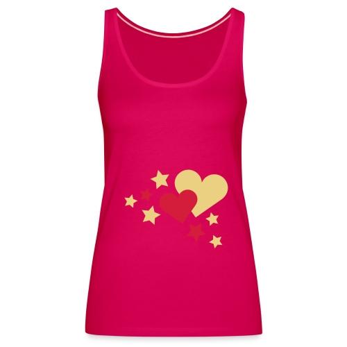 T-Shirt Sexy - Camiseta de tirantes premium mujer