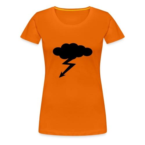 Donnerlittchen! - Frauen Premium T-Shirt