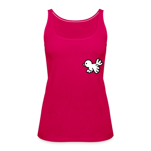 Bird Women's Spaghetti Top - Women's Premium Tank Top