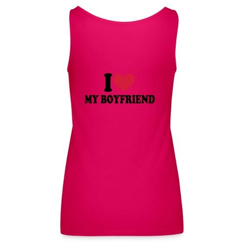 ilove4 - Camiseta de tirantes premium mujer