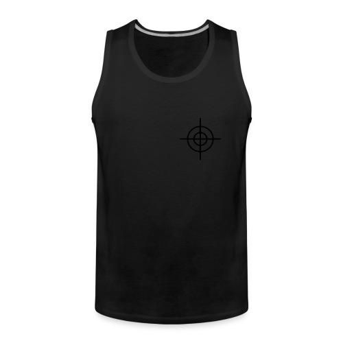 ouch - Men's Premium Tank Top