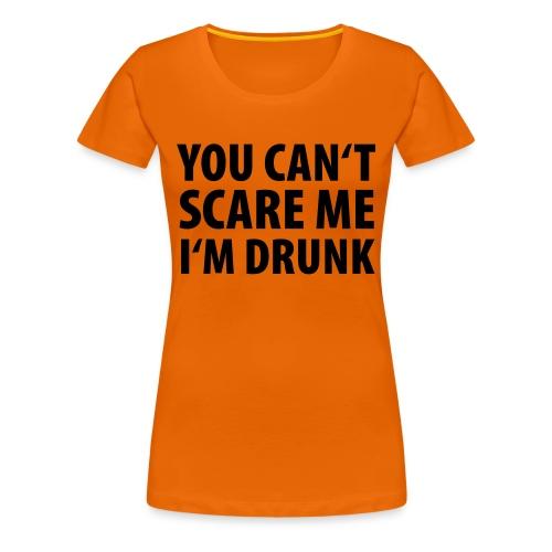 I´m drunk - Naisten premium t-paita