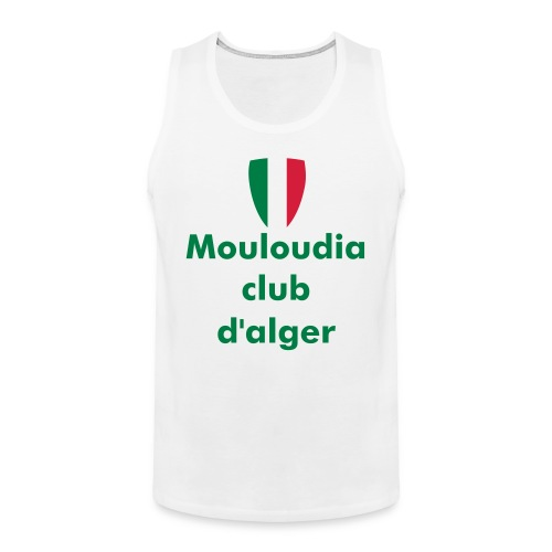 Men's Hooded Sweatshirt MCA - Men's Premium Tank Top