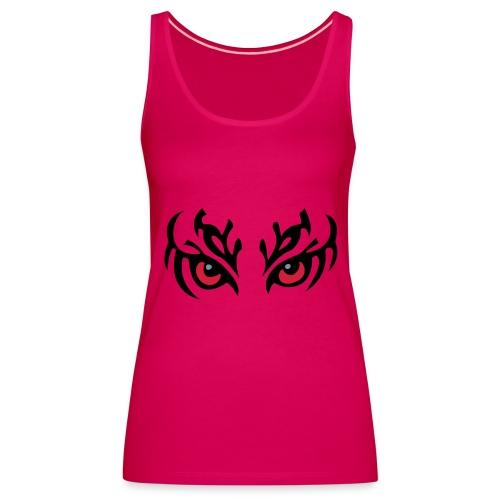 mirada - Camiseta de tirantes premium mujer