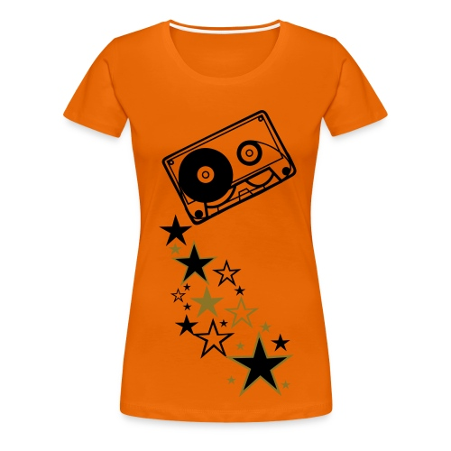 TotalMusic - Frauen Premium T-Shirt