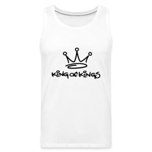 King of Kings - Tank - Mannen Premium tank top