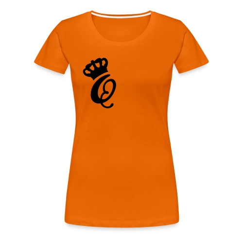 Queen, flex - Vrouwen Premium T-shirt