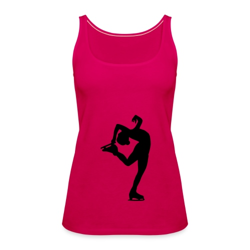 practise makes perfect top - Women's Premium Tank Top
