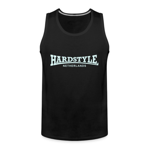Hardstyle Netherlands - Reflex - Men's Premium Tank Top