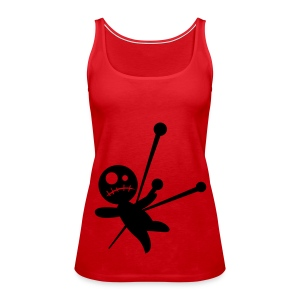 vodoo doll - Women's Premium Tank Top