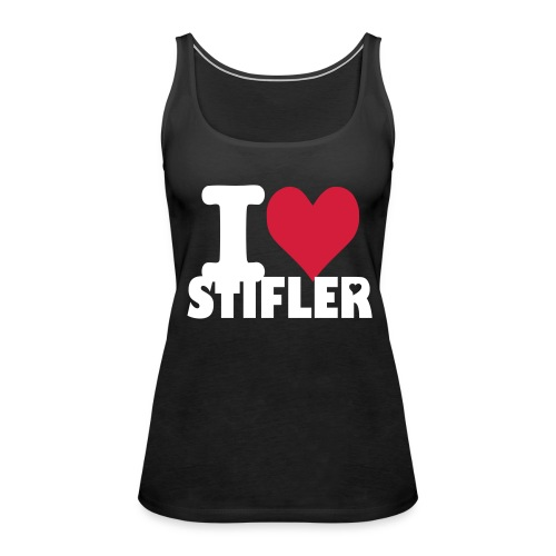 I love Stifler - top - Premium singlet for kvinner