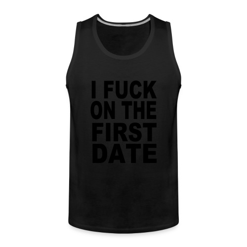 im ready - Men's Premium Tank Top