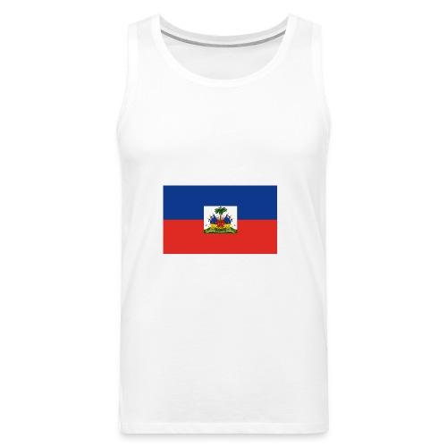 Debardeur Homme Haïti - Débardeur Premium Homme