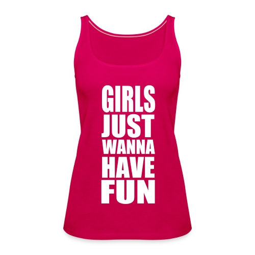 Girls R the best - Women's Premium Tank Top