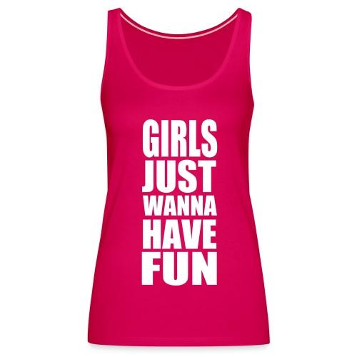 Girls R the best - Women's Premium Tank Top