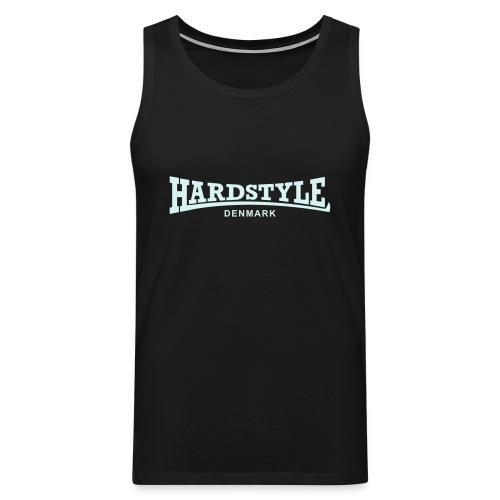 Hardstyle Denmark - Reflex - Men's Premium Tank Top