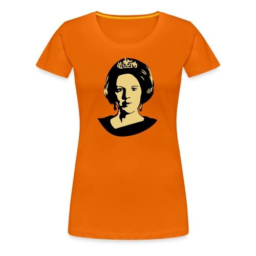 Koninginnedag - Vrouwen Premium T-shirt