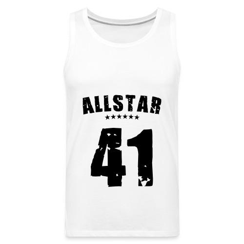 basketball vest - Men's Premium Tank Top