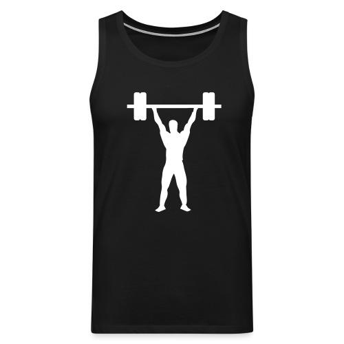 camiseta deportistas - Tank top premium hombre