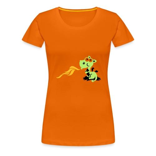 echando chispas! - Camiseta premium mujer