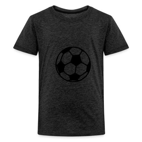 Shirt met Bal print - Teenager Premium T-shirt