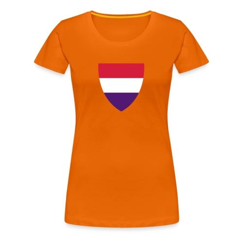NL - Vrouwen Premium T-shirt