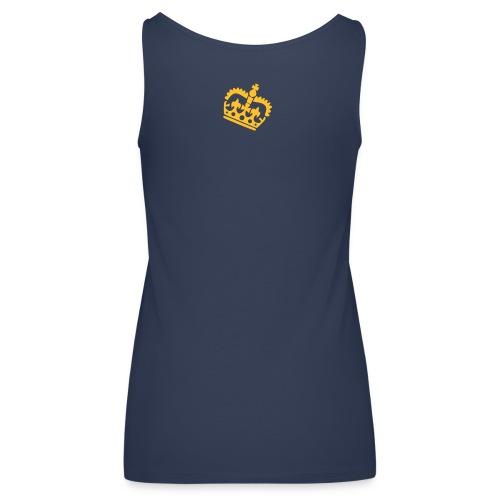 Queen T-shirt - Women's Premium Tank Top