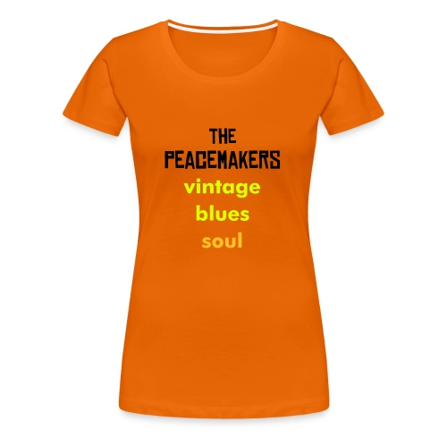 the peacemakers 12 - T-shirt Premium Femme